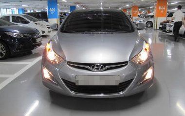 2016 Hyundai Avante MD