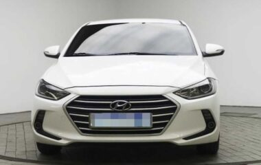 2016 Hyundai Avante AD