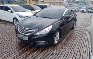2012 Hyundai YF Sonata