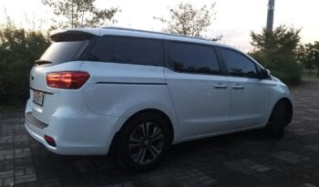 2019 Kia The New Carnival Luxury full