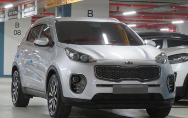 2018 KIA Sportage 4th Gen