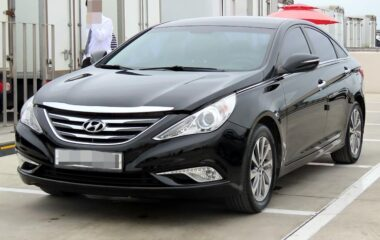 2013 Hyundai YF Sonata The Brilliant