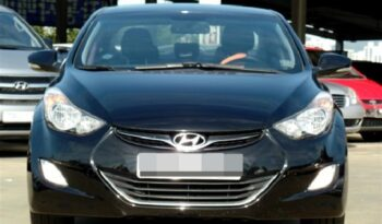 2012 Hyundai Avante MD full