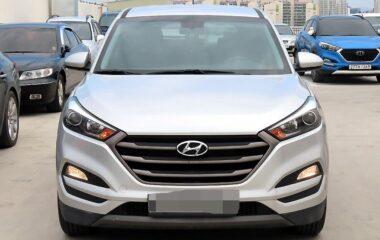 2016 Hyundai All New Tucson