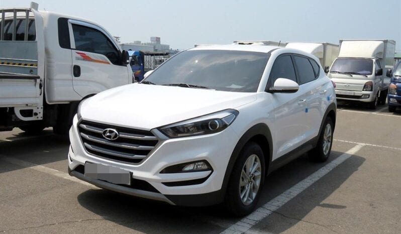 2017 Hyundai All New Tucson full