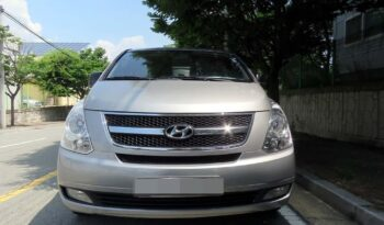 2015 Hyundai Grand Starex full