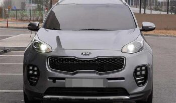 2016 KIA Sportage 4th Gen full
