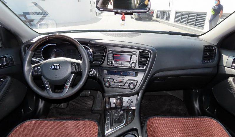 2012 KIA K5 full
