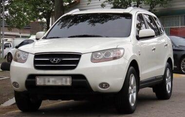 2009 Hyundai SantaFe CM