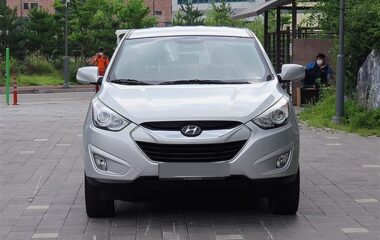 2012 Hyundai Tucson ix
