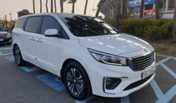 2020 KIA The New Carnival Deluxe full