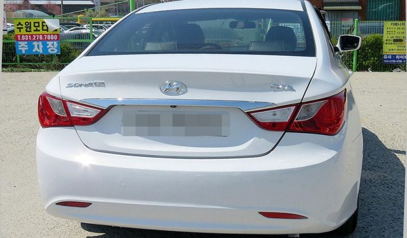 2013 Hyundai YF Sonata The Brilliant full