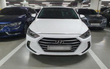 2017 Hyundai Avante AD