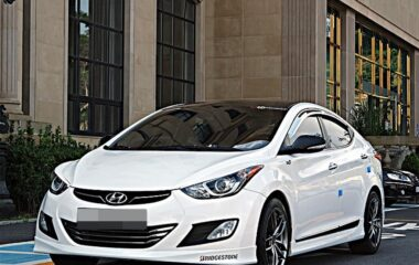 2012 Hyundai Avante MD