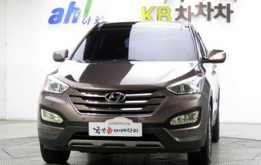 2014 Hyundai SantaFe DM
