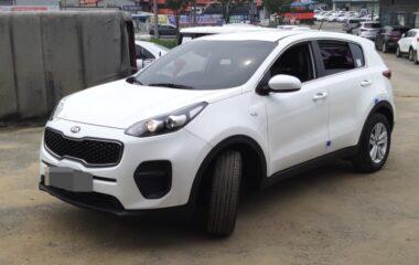 2016 KIA Sportage 4th Gen
