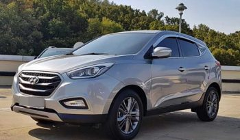 2014 Hyundai New Tucson ix full