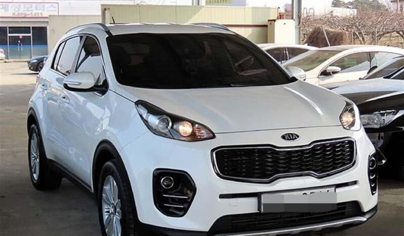 2017 KIA Sportage 4th Gen full