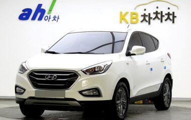 2013 Hyundai New Tucson ix