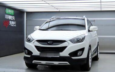 2013 Hyundai Tucson ix