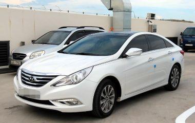 2014 Hyundai YF Sonata