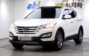 2013 Hyundai SantaFe DM