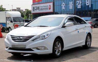 2014 Hyundai YF Sonata The Brilliant