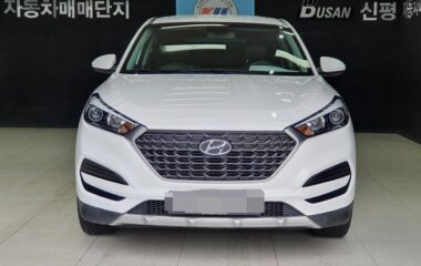 2018 Hyundai All New Tucson