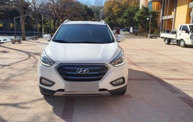 2014 Hyundai New Tucson ix