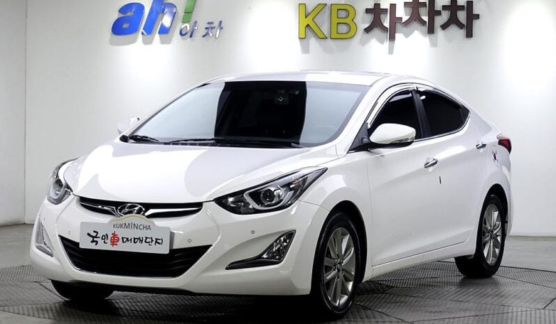 2015 Hyundai The New Avante full