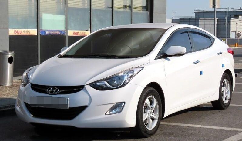 2013 Hyundai Avante full