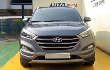 2016 Hyundai All New Tucson