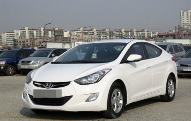 2014 Hyundai Avante MD