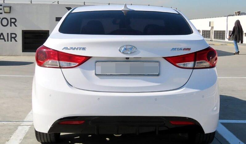 2012 Hyundai Avante MD full