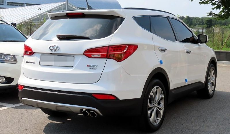 2014 Hyundai SantaFe DM full