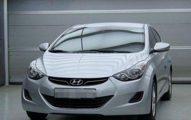 2013 Hyundai Avante MD