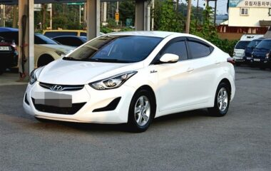 2015 Hyundai The New Avante
