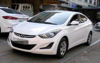 2014 Hyundai The New Avante