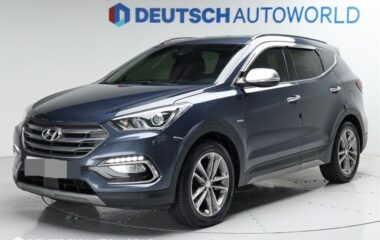 2018 Hyundai SantaFe The Prime