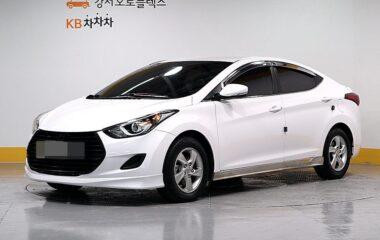 2014 Hyundai The New Avante