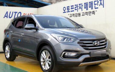 2017 Hyundai SantaFe The Prime