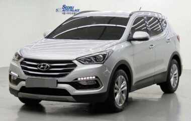 2016 Hyundai SantaFe The Prime