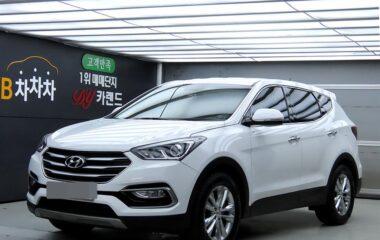 2016 Hyundai SantaFe The Prime