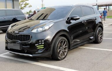 2016 KIA Sportage 4th Gen