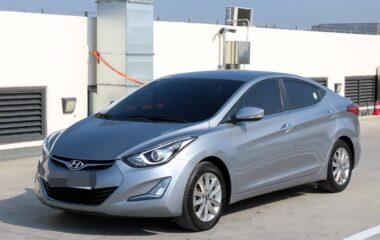 2015 Hyundai The New Avante