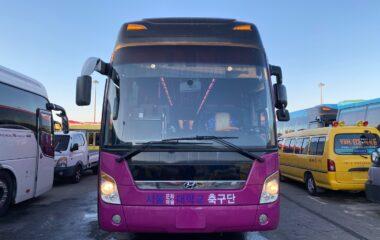 2008 Hyundai Universe Noble