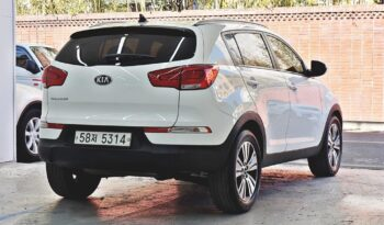 2014 KIA The New Sportage R full
