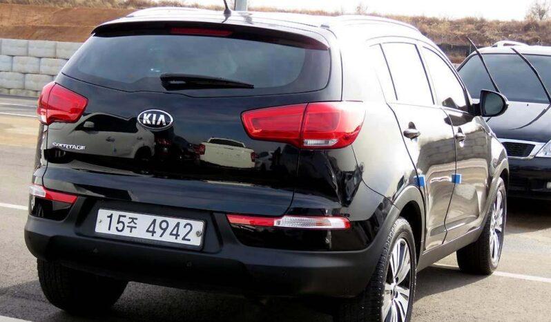 2015 KIA The New Sportage R full