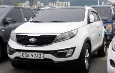 2014 KIA The New Sportage R