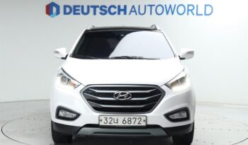 2015 Hyundai New Tucson ix full
